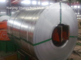 Dx51d+Z mergulhado quente galvanizou a bobina de aço da chapa de aço