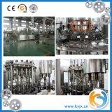 自動飲む天然水の生産ライン