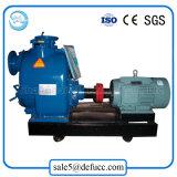 Motor eléctrico de autocebado (auto-cebado) de la basura la bomba de agua (T)