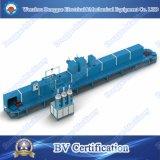 Máquina de bastidor automática del elastómero del poliuretano de la junta del filtro de la PU de la densidad dos