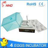 [هّد] 4 بيضات يحثّ دواجن آليّة محضن لأنّ عمليّة بيع [يز9-4]