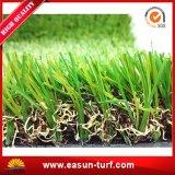 Tappeto erboso artificiale naturale decorativo dell'erba con il certificato dello SGS