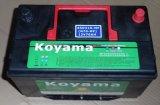 12V 70ah wartungsfreie japanische Autobatterie