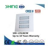UL Dlc de RoHS ENEC del Ce 10 años de la garantía LED de luz del pabellón para la gasolinera