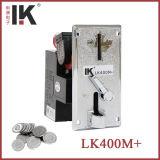 Lk400mインド水自動販売機の硬貨のアクセプターのコイン投入口