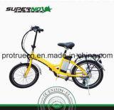 Pédale d'alliage Al de haute qualité avec vélo électrique Réflecteur