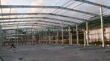 産業アプリケーションのための前設計された鋼鉄建物