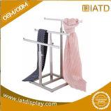 Хлопните вверх торта Exhbition металла вахты стойка индикации зонтика стального косметическая для вина/игрушки/шарфа/заедк шампуня