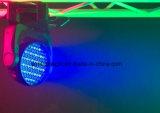 DMX 통제 108PCS x 3개의 W 이동하는 맨 위 세척 급상승 빛 LED DJ 점화