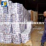 Piccola macchina di riciclaggio dei rifiuti dell'esportazione che fa carta igienica rotolare le macchine di fabbricazione