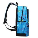 Les loisirs extérieurs en nylon personnalisés de sac d'élève de logo folâtrent le sac à dos imperméable à l'eau de sac à dos (GB#506)