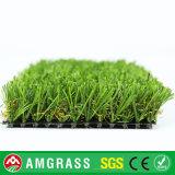 30mm庭またはテラスの装飾のLandsccapingの人工的な草