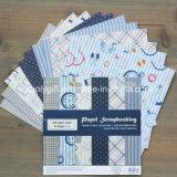"""DIY Scrapbooking 6X6"""" Paquete de papel estampado a mano de papel Scrapbook"""