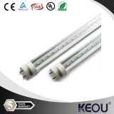 Tradtional Tube 900lm 600mm T8 9W LED Tube를 대체하십시오
