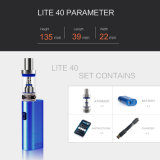 중국 Wholesale E Cigarette Mini 40 Vape Mini Mod 라이트 40W Box Mod