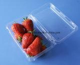 いちごのためのプラスチックフルーツの包装の容器400グラム