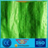Geotêxtil dos PP da máquina de tecelagem/tela tecidos circulares controle de Weed