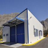 Het hoogstaande en Snelle Pakhuis van de Structuur van het Staal van de Installatie