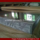 316 feuilles en acier inoxydable 304 avec films en PVC