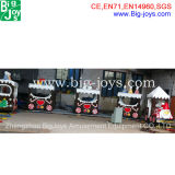 오락 크리스마스 전기 궤도 트레인 (BJ-ET23)