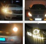 2016 luzes novas do diodo emissor de luz do carro da microplaqueta 18SMD do branco 5050