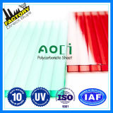 10m Plastic Sheet Triple Wall Polycarbonate Hollow Sheet