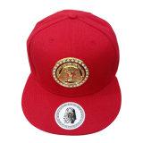 Изготовленный на заказ бейсбольная кепка Snapback с значком Gjfp17184 металла