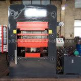 Machine de vulcanisation de presse en caoutchouc de bâti avec va-et-vient