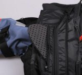 SGS BV (MB14-J12)를 가진 Mens Ofxord Polyesterf Motoboy 기관자전차 의류 재킷
