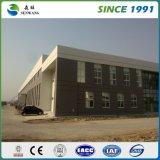 Qingdao에 있는 무거운 강철 구조물 창고 작업장