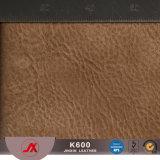 Couro de couro puro do PVC de Classcal das tampas de assento do carro para os sacos materiais