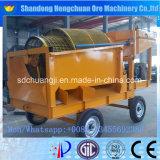 Máquina de lavar móveis Minor Mobile Trommel / Pequeno