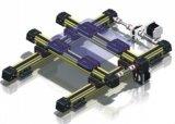Gemotoriseerde stappenmotor positionering lineaire dia's en lineaire fasen