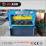 Dixin 980는 강철 구조물 지면 Decking가 기계의 형성을 냉각 압연하는 고강도 방위를 형성했다