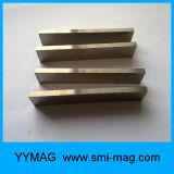 China Fabricante de oro la varilla de fuertes Imanes de AlNiCo para guitarra