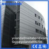 El panel compuesto de aluminio de la marca de fábrica de Neitabond con servicio libre del OEM