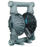 Pressluftbetätigte Rd50 Aluminiummembranpumpe
