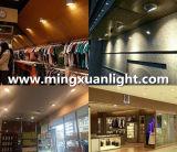 Downlight LED de rotación de la tienda de ropa incrustado Salón Lámpara de techo