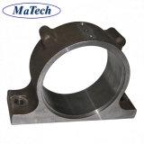 Kundenspezifische Lagergehäuse-hohe Mangan-Präzisions-Stahlgußteil