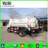 Sinotruk HOWO 20000L 물 탱크 트럭 6X4 물은 유조 트럭을 뿌린다