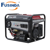 Generazione del generatore portatile piccolo stabilito della benzina di potere con l'inizio chiave