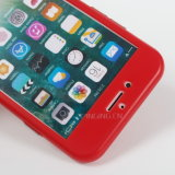 360 caixa cheia do telefone do corpo TPU do grau para o iPhone 7