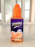 Pfirsich Eliquid, Ejuice, E-Zigarette Saft E-Flüssigkeit mit passen sich an Flüssigkeiten neues des EU-Gesetz-konkurrierende königliche Fieberhitze Porpcorn Mann-Klon-E an