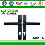 Maniglia di alluminio del portello scorrevole di vendita calda di alta qualità con il tasto per il migliore prezzo (M010A)