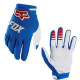 Перчатки голубого Wear-Proof мотоцикла off-Road участвуя в гонке (MAG61)