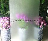Ácido Prédio temperado temperado vidro gravado, vitrais