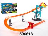 Automobile ferroviaria del più nuovo dei giocattoli del giocattolo metallo elettrico di B/O (596626)