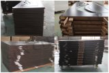 Цена двери PVC MDF хозяйственной фабрики белое одиночное (SC-P040)