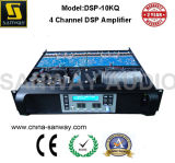 DSP-10kq 4X 2200W @ 4ohms Power Audio DSP Amplificador