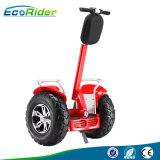 21 individu maximum de la distance 70km de gros scooter électrique de pneu de pouce 4000W 1266wh 72V équilibrant le scooter électrique de mobilité de scooter
